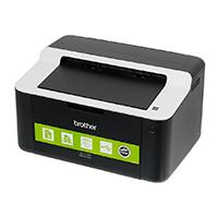 Принтер BROTHER HL-1112R, лазерный, цвет: черный