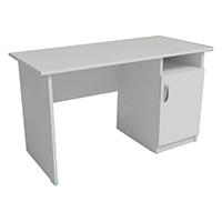 Стол для кабинета врача СК 1/04  без опор цвет белый