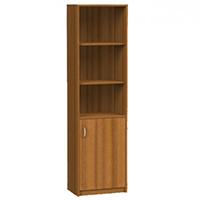 Шкаф А-321/орех (2 уп; корпус+дверь) для документов
