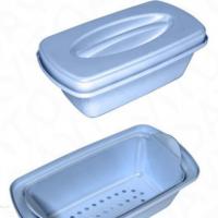 """Емкость-контейнер КДС-1-""""КРОНТ"""" белый"""